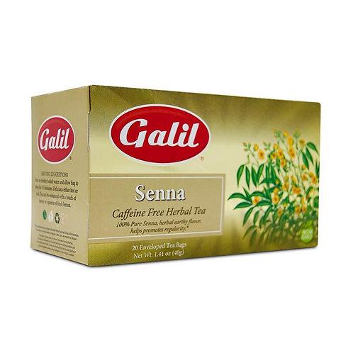 Galil Tea Senna 20 pcs