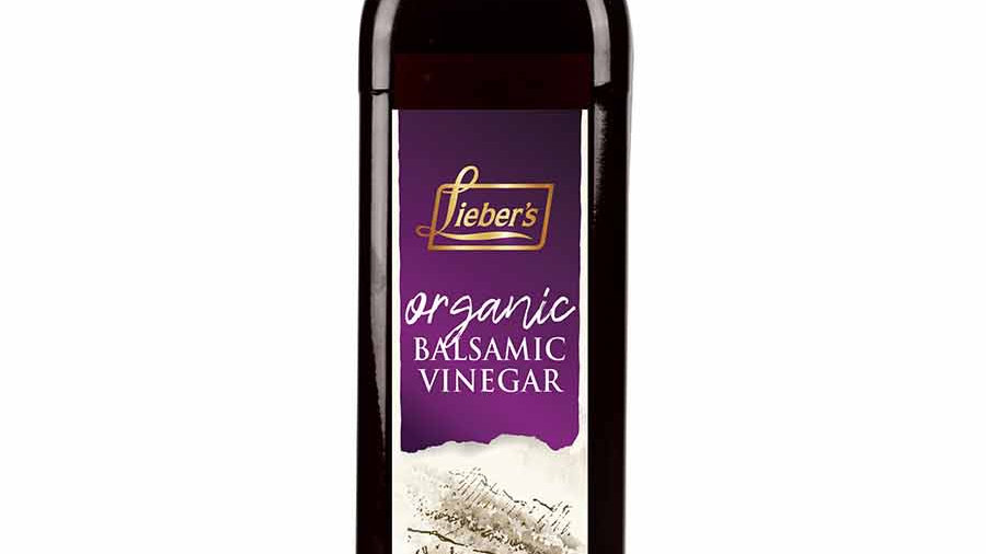 Lieber's Organic Balsamic Vinegar 16.9 oz