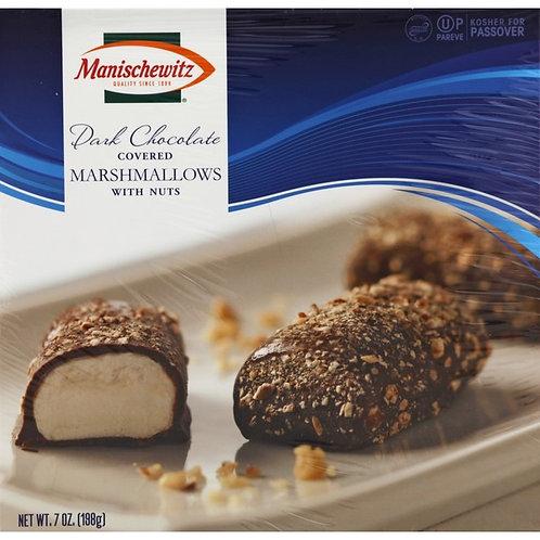 Manischewitz Marshmallows Choc Nuts 7oz
