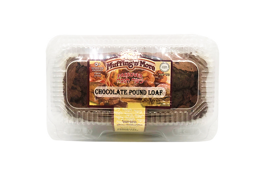 Muffins n More Chocolate Pound Loaf 12oz