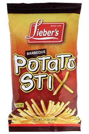 Lieber's Barbecued Potato Stix .75 oz.