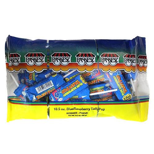 Paskesz Taffy Pop Blue Raspberry 10.5oz