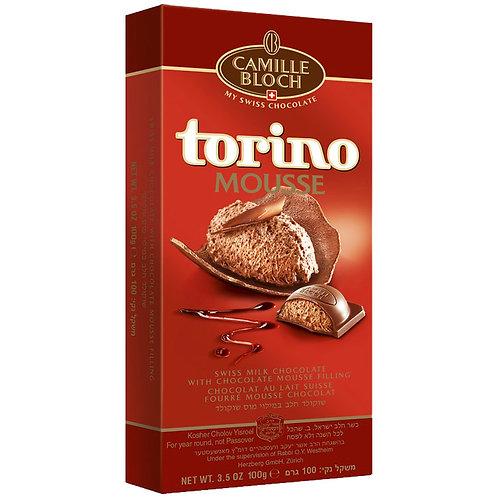 Camille Bloch Torino Mousse Milk 3.5oz