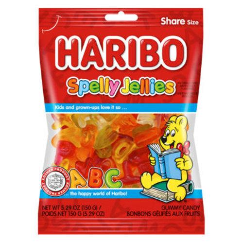 Haribo Alphabet Letters 5.29oz