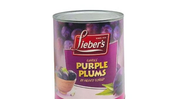 Lieber's Purple Plums 30 oz.