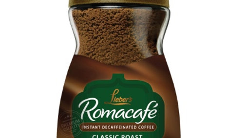 Lieber's Instant Coffee Decaf Freeze Dry 3.5 oz.