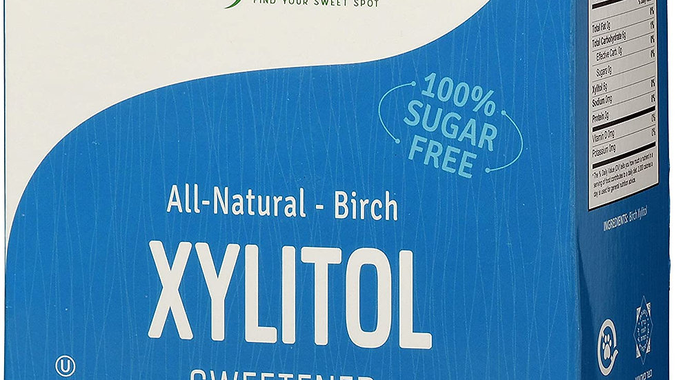 Health Garden Xylitol Packets 50 Ct