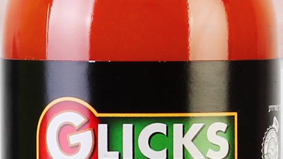 Glicks Hot Sauce 5.5oz