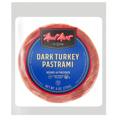 Meal Mart Turkey Pastrami 6oz