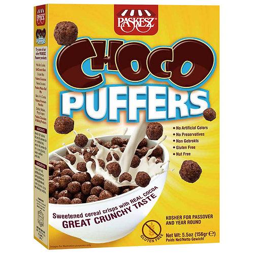 Paskesz Choco Puffers Cereal 5.5oz