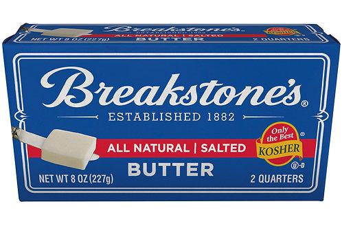 Breakstone Butter Stick Salted 8oz