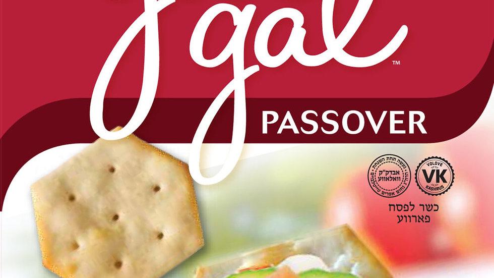 Gefen Plain Gal Gal Crackers 4.2oz