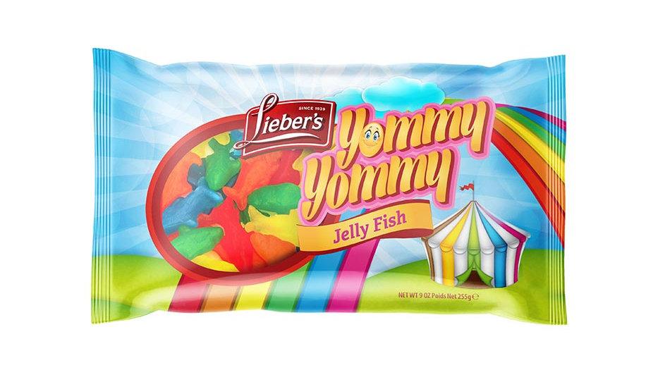 Lieber's Jelly Fish 9 oz.