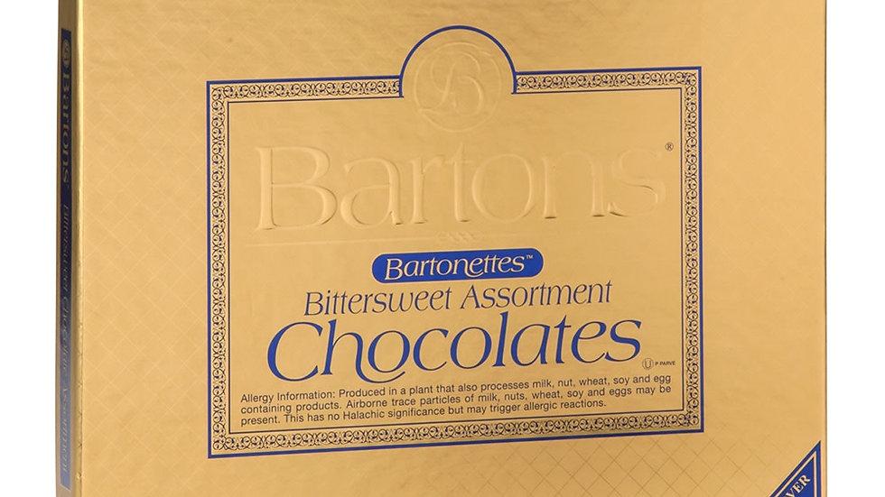 Bartonette's Dark Assortment Parve 8 Oz