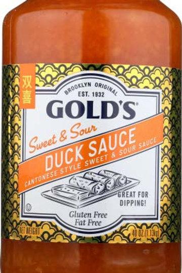 Golds 40 Oz Sweet & Sour Duck Sauce 40 Oz