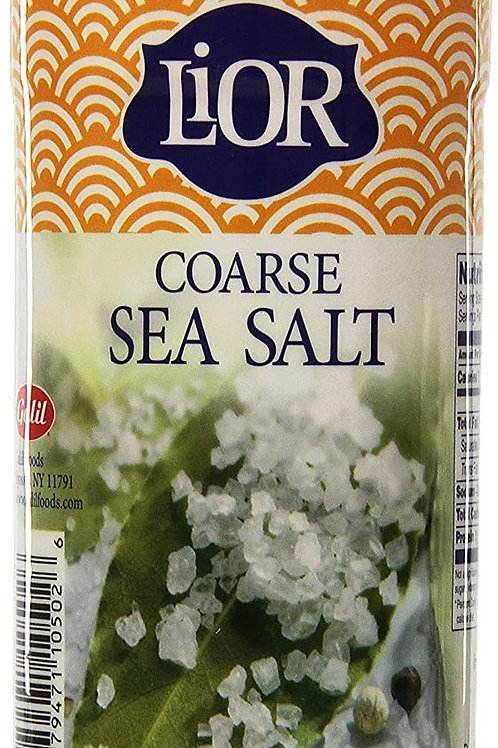 Lior Coarse Kitchen Salt Shaker Lg 500 g