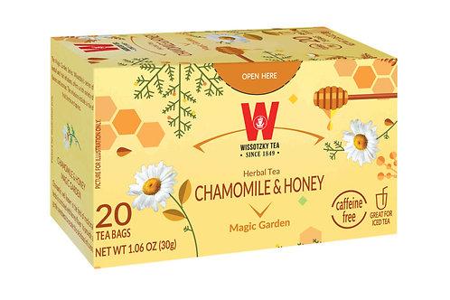 Wissotzky Chamomille Honey