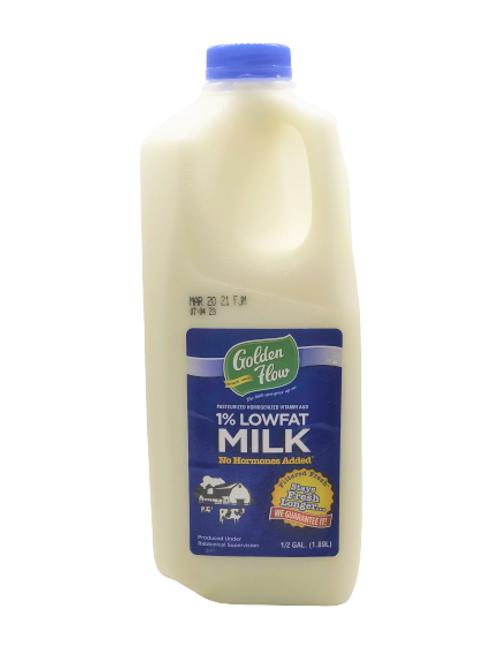 Golden Flow Lowfat Milk H.G.