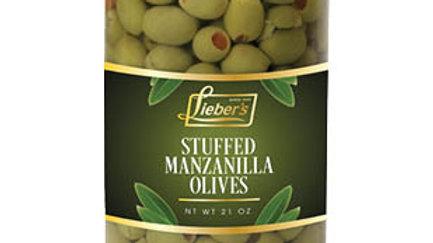 Lieber's Olives (Stuffed) 21 oz.