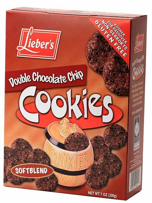 Lieber's Double Choc.Chip Cookie 5.3oz