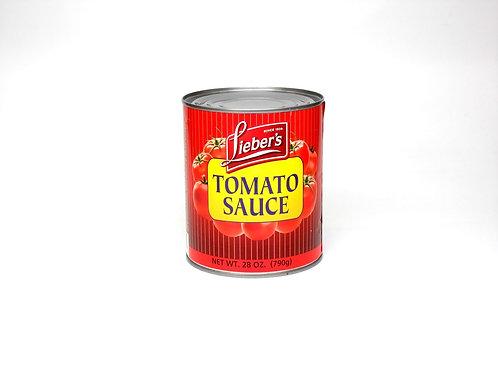 Lieber's Tomato Sauce 28 oz.