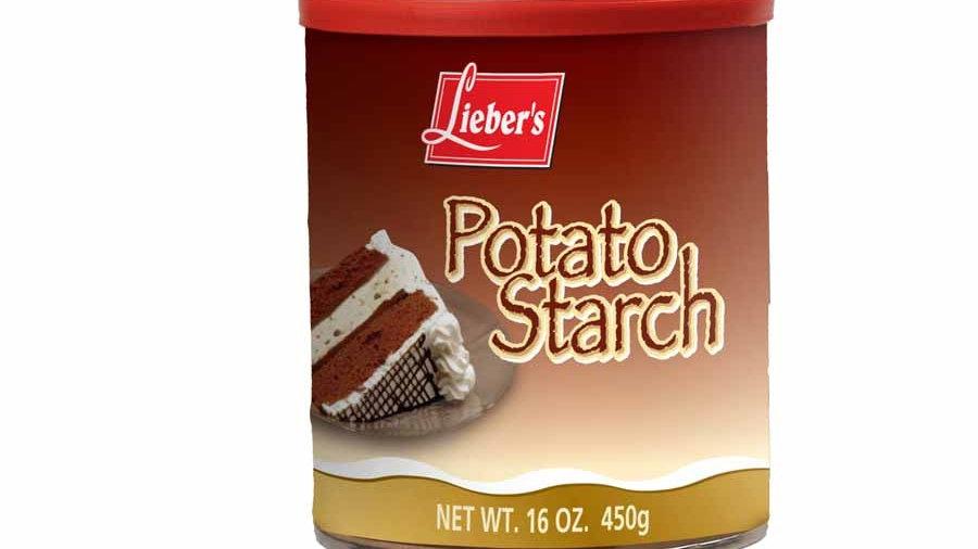 Lieber's Potato Starch (Can) 16 oz.