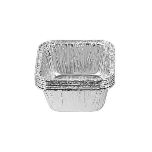 Jetfoil Square Pans Small 6ct