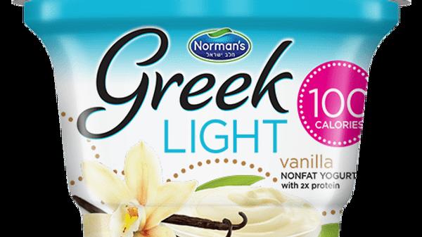 Norman's Greek Light - Vanilla 5.3 Oz.
