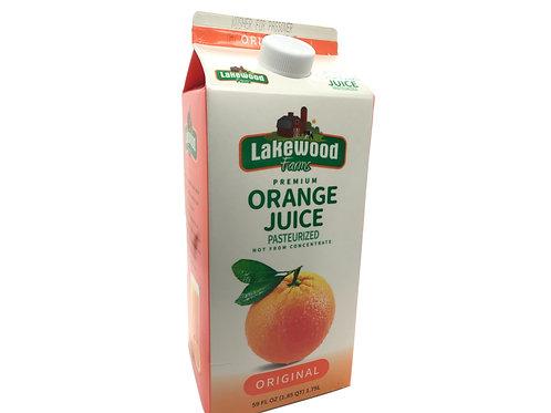 Lakewood Orange Juice Original 59oz