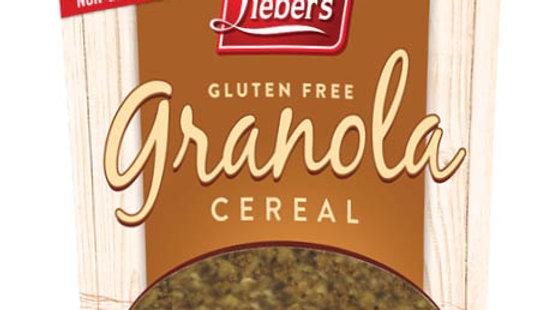 Lieber's Granola Cereal (Original) 8 oz.
