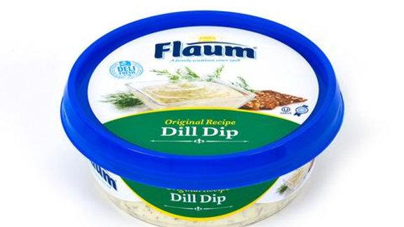Flaums DILL DIP 7.5oz.