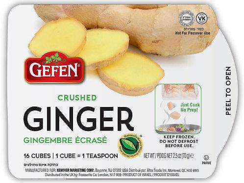 Gefen Chopped Ginger Cubes 2.5oz