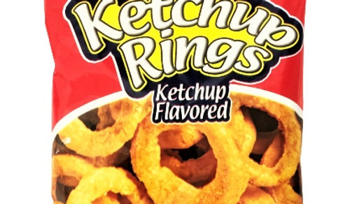 Paskesz Ketchup Rings 2.3oz