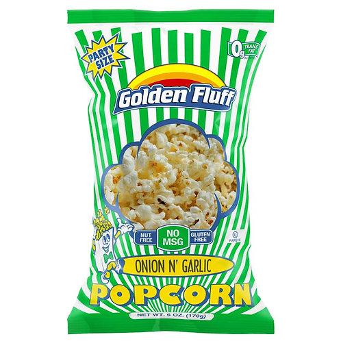 G.F. Popcorn Onion N' Garlic 6oz
