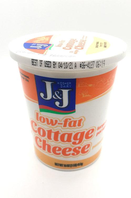 J&J  2% Cottage Cheese  16oz