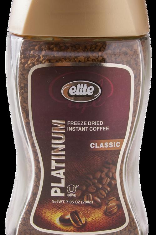 Elite Platinum Coffee 7oz