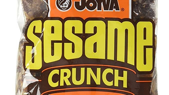 Joyva 8 Oz Sesame Crunch (Kitniot) 8 Oz