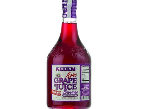Kedem Low Carb Concord Grape Juice 50.7oz