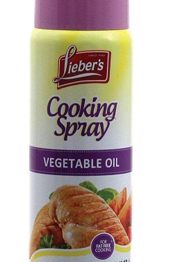 Lieber's Vegetable Oil Spray 5 oz.