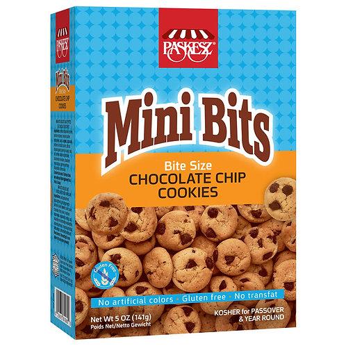 Paskesz Mini Bits Chocolate Chip Cookies 5.5oz
