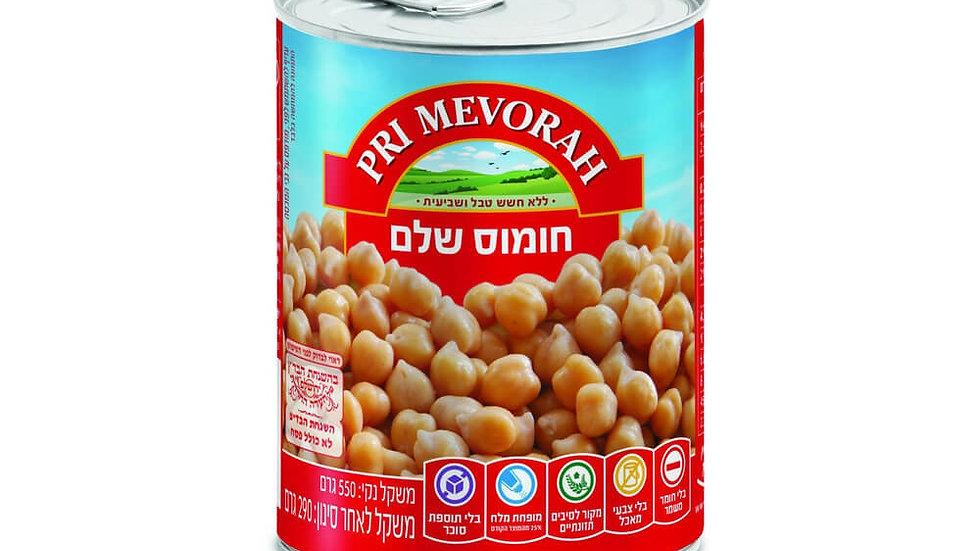 Pri Mevorach Chick Peas 550 g
