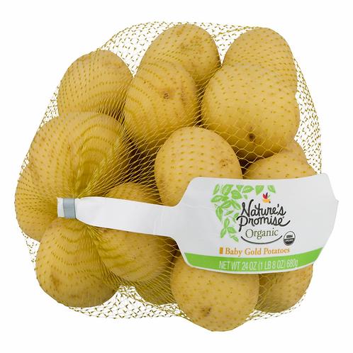 Baby Potatoes per lb