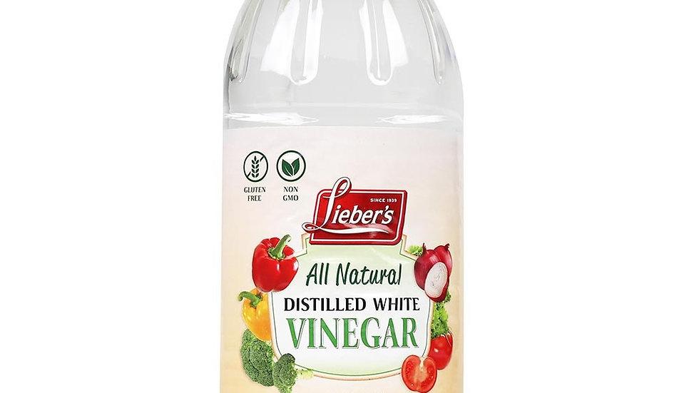 Lieber's Distilled White Vinegar 32 oz.