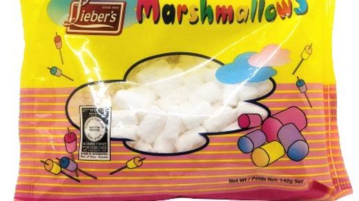 Lieber's Mini Marshmallows(White) 5 oz.