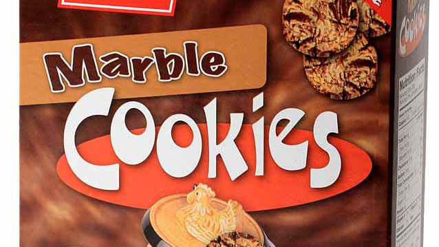Lieber's Marble Cookies 5.3 oz.