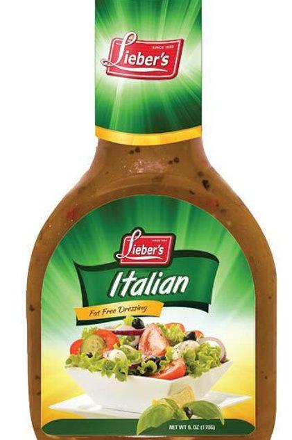 Lieber's Italian Salad Dressing 16 oz.