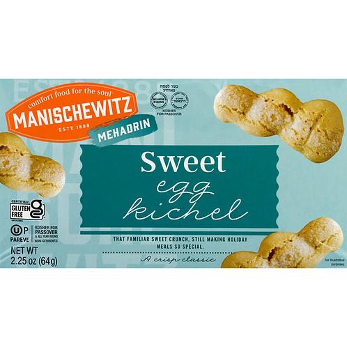 Manischewitz Egg Kichel 2.25oz