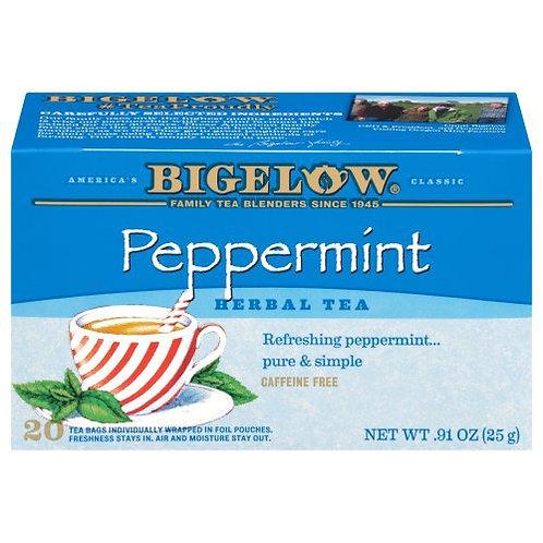 Bigelow Peppermint Tea 20 Ct