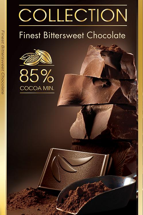 Elite Collection Dark Chocolate 85% 3.5oz