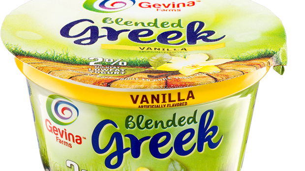 Gevina  Vanilla  Greek Yogurt 2% Blended 5.3oz
